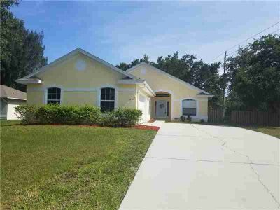 891 Tarpon Avenue SEBASTIAN Three BR, Excellent location with a
