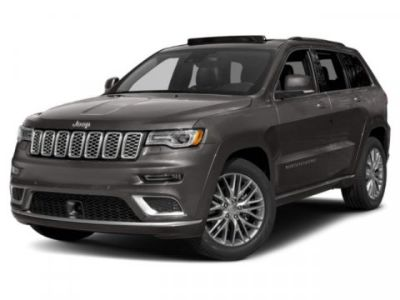 2019 Jeep Grand Cherokee Summit (Diamond Black)