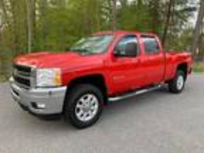 Used 2012 CHEVROLET SILVERADO LTZ For Sale
