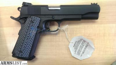 "For Sale: Rock Island Tactical II 1911 5"" 10MM G10 51991"