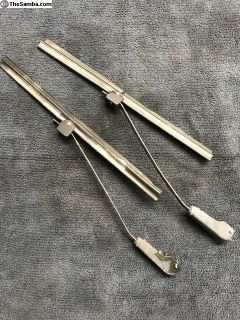 Early VW Wiper Arms