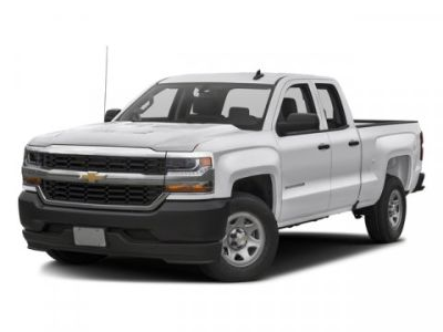 2016 Chevrolet Silverado 1500 Work Truck (Black)