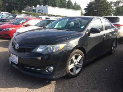 Used 2012 Toyota Camry 4dr Sdn I4 Auto
