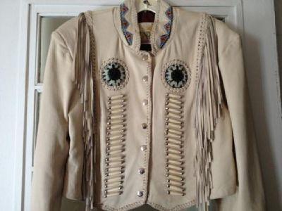$175 Sunrider Leather Jacket