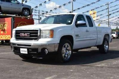 Used 2010 GMC Sierra 1500 Extended Cab for sale