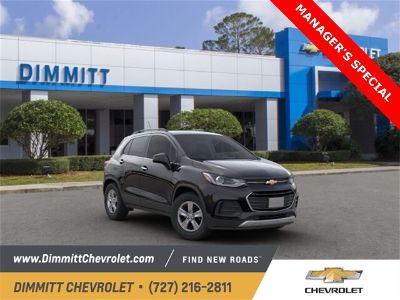 2019 Chevrolet Trax LT (Black Metallic)