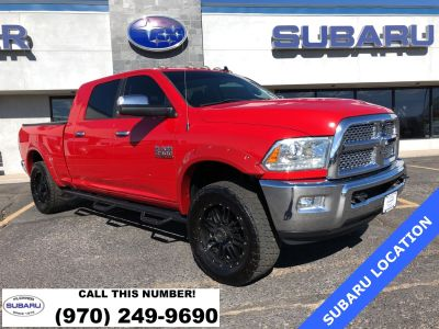 2015 RAM RSX Laramie (Flame Red Clearcoat)