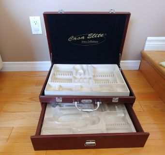 Case for cutlery (cutlery not included)