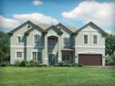 The Del Rio by Meritage Homes: Plan to be Built