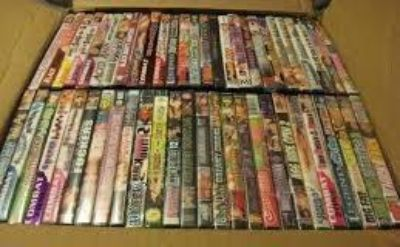 All Brand New Top Quality 30 Dvds
