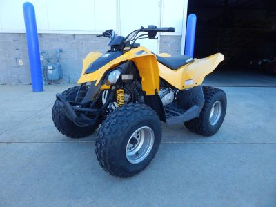2012 Can-Am DS 70 ATV Kids ATVs Concord, NH