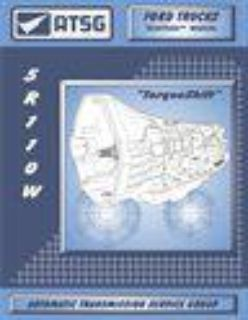 Purchase Ford 5R110W NEW ATSG Techtran MANUAL Repair Rebuild Book Transmission Guide motorcycle in Keystone Heights, Florida, US, for US $26.75