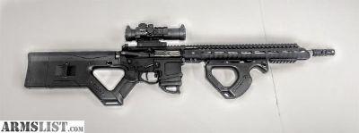 For Sale: AR-15 MEGA ARMS MATCHED BILLET UPPER & LOWER WITH HIGHEND 223/5.56 WYLDE BARREL WITH LOTS OF UPGRADES