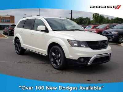 New 2019 Dodge Journey FWD
