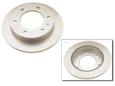 Sell 25189 2 Brembo Isuzu Amigo Pickup Trooper Rear brake discs / rotors Non Chinese motorcycle in Union City, California, US, for US $45.00