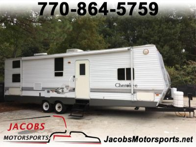 2005 CHEROKEE 29z Travel Trailer (White)