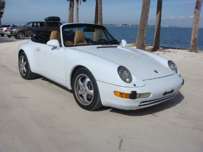 1997 Porsche 911 Carrera Convertible