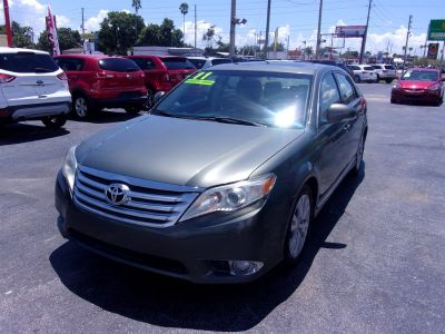 2011 Toyota Avalon Limited (Green)