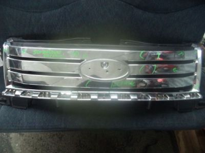 Find 2007 2008 2009 2010 Ford Edge Chrome Grille OEM motorcycle in Norwalk, California, United States, for US $175.00