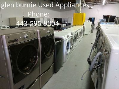 Glen Burnie Used Appliances