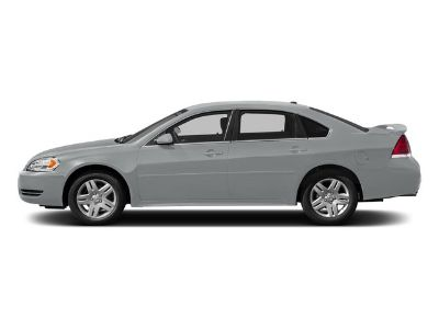 2015 Chevrolet Impala LT (Silver Ice Metallic)