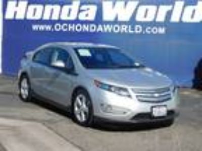 Used 2014 Chevrolet Volt Silver Ice Metallic, 116K miles
