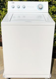 Whirlpool Heavy Duty Super Capacity Electric Washer