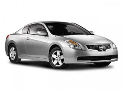 2008 Nissan Altima 2.5 S (Super Black)