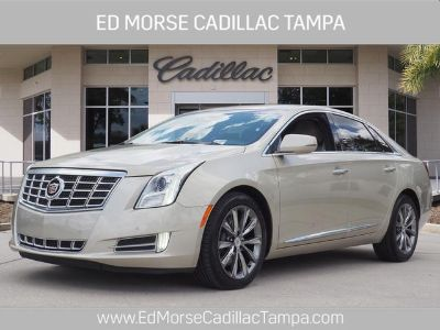 2013 Cadillac XTS Luxury Collection (Silver)
