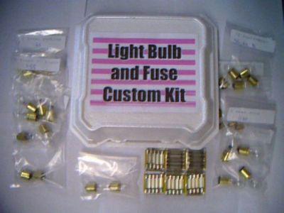 Buy 66 bulb & fuses for Studebaker 1957 - 1965 light bulb kit motorcycle in Duluth, Minnesota, United States, for US $24.99