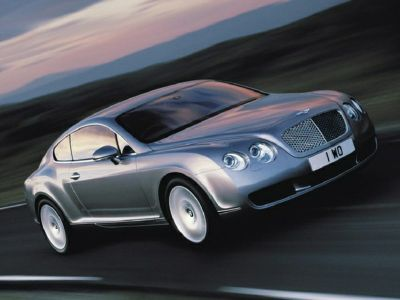 2004 Bentley Integra Base (Barnato Green)