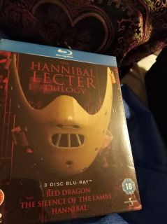 Hannibal Lecture Trilogy