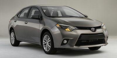 2015 Toyota Corolla Sedan CVT Automatic LE (Black Sand Mica)