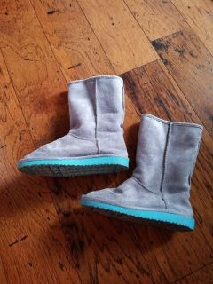 Old Navy Boots, Girls Size 13
