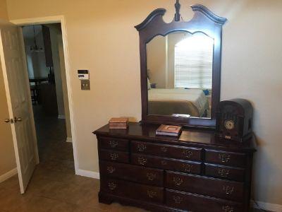 KING Tempurpedic Mattress Set/ALL bedroom furniture