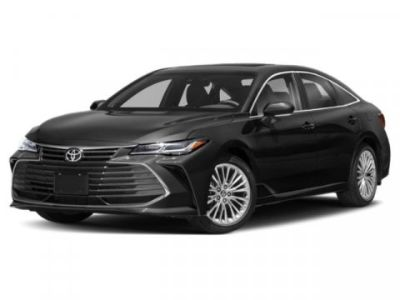 2019 Toyota Avalon Limited (Silver)