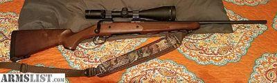 For Sale: Savage model 11 - 260 Rem