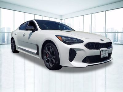 2018 Kia Stinger GT1 (Snow White Pearl)
