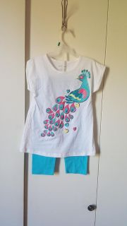 Girl's outfit size 5