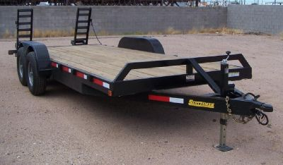2016 Scottsman Equipment Trailer