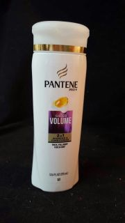 Pantene sheer volume 2 in 1 shampoo and conditioner