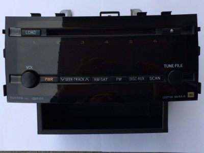 Sell 04 05 06 07 08 09 TOYOTA PRIUS JBL RADIO CD CHANGER MP3 WMA OEM 86120-47210 motorcycle in Winter Garden, Florida, United States, for US $59.00