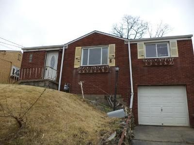 2 Bed 1 Bath Foreclosure Property in Pittsburgh, PA 15210 - Conniston Ave