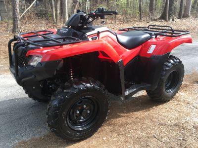2017 Honda FourTrax Rancher 4x4 ES Utility ATVs Woodstock, GA
