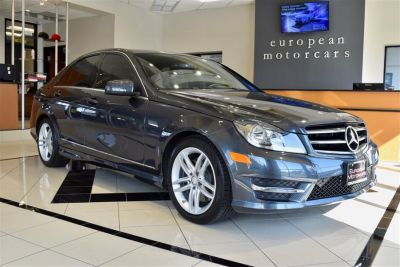 2014 Mercedes-Benz C-Class C300 4MATIC Luxury (Steel Grey Metallic)