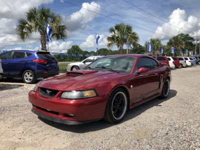 2004 Ford Mustang GT Deluxe (Burgundy)