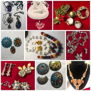 Fun, Funky and Vintage Jewelry..