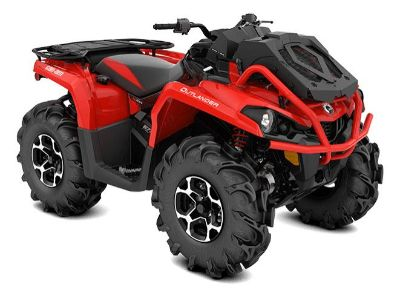 2018 Can-Am Outlander X mr 570 Utility ATVs Leesville, LA