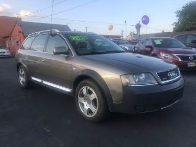 2002 Audi Allroad Quattro Base AWD 4dr Turbo Wagon