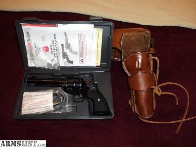 For Sale: ruger 357 vaquero